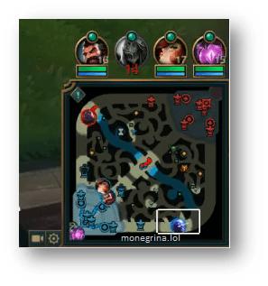 Cómo cambiar el HUD de League of Legends 2