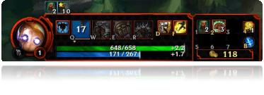 Cómo cambiar el HUD de League of Legends 3