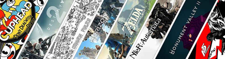 Los 8 mejores videojuegos del 2017